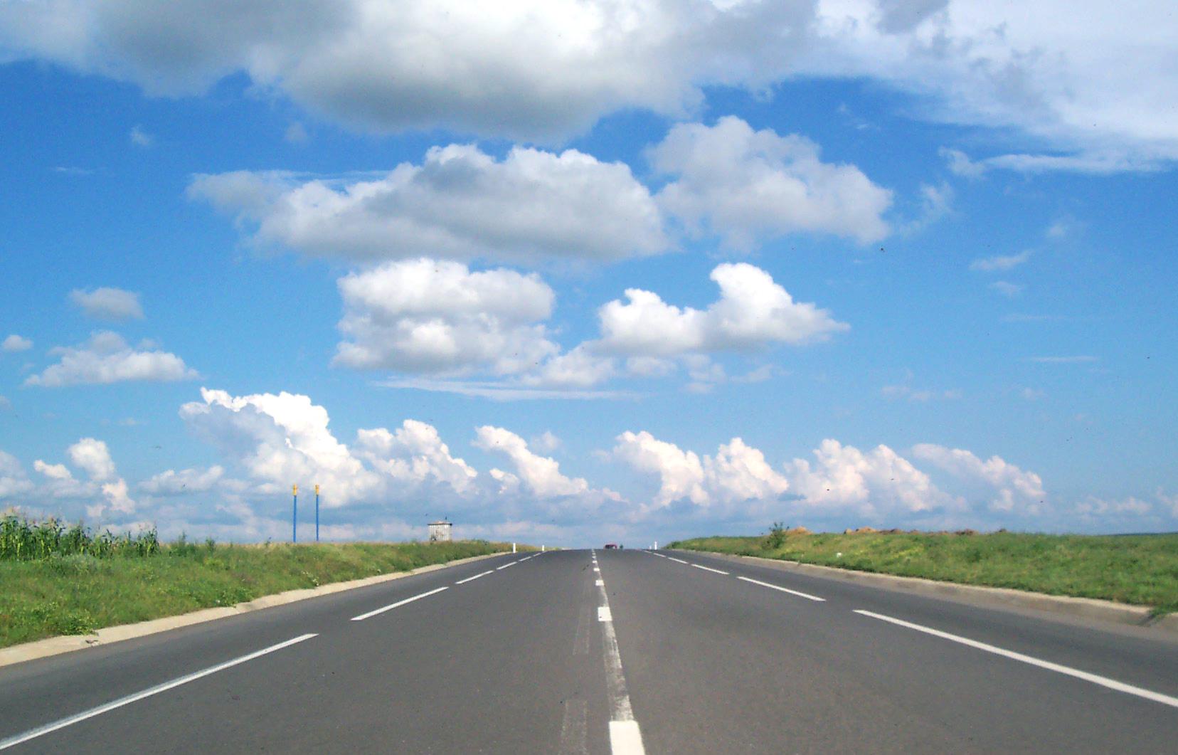 Carretera-vacia